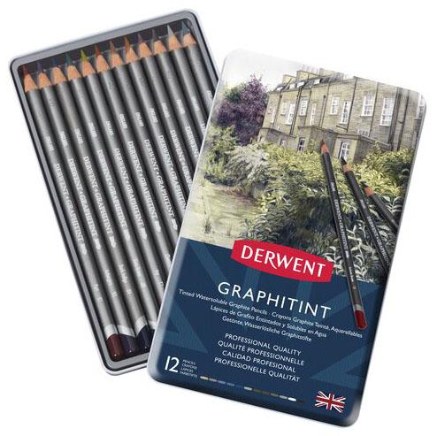 derwent-graphitint-12-set