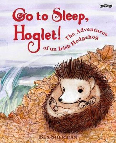 go to sleep hoglet