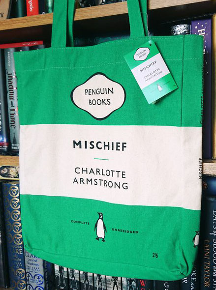 mischief-charlotte-armstrong-tote-bag