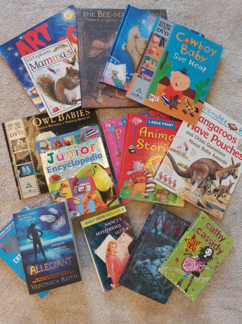 kids second hand books