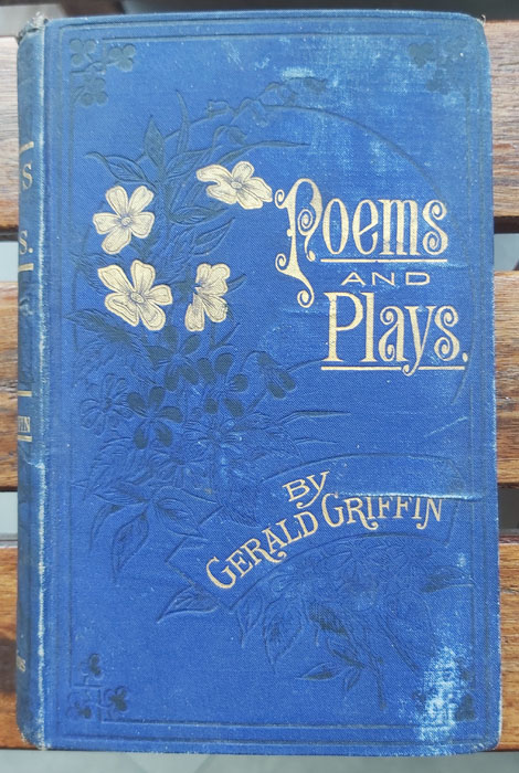 poems-and-plays-gerald-griffin-cover