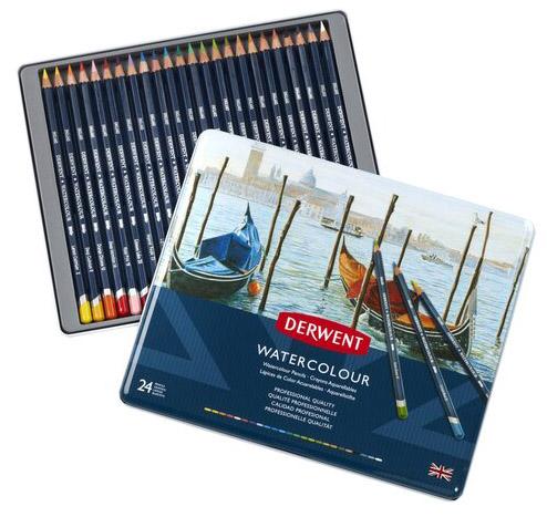 derwent-watercolour-pencils