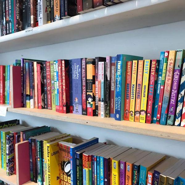 bookshop letterfrack