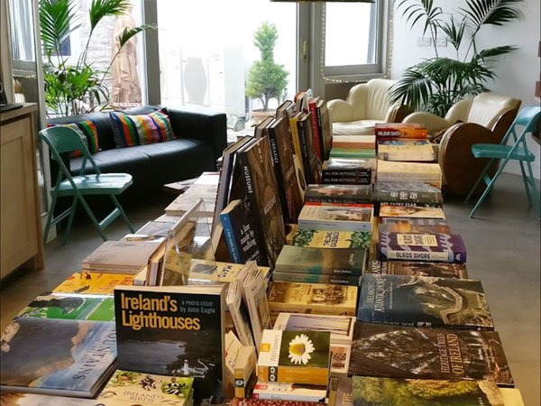 books at one bookshops located in louisburgh, letterfrack, kildorrery