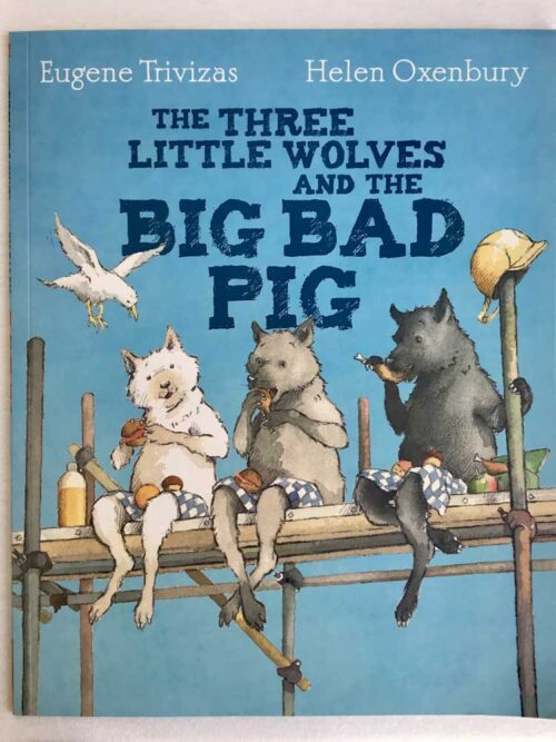 big bad pig