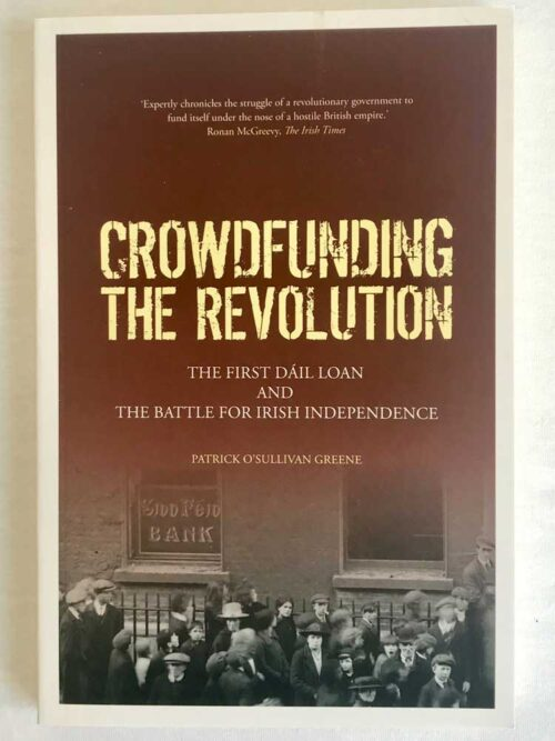 crowd funding the revolution
