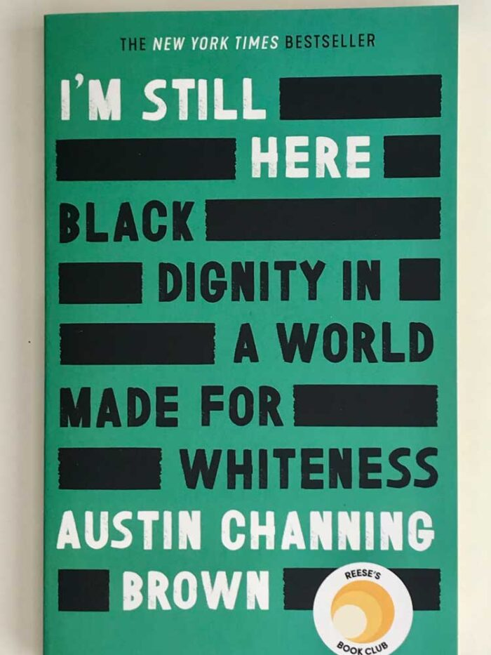 i'm still here black dignity in a world made for whiteness