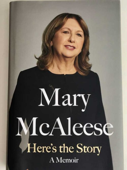 mary mcaleese here's the story