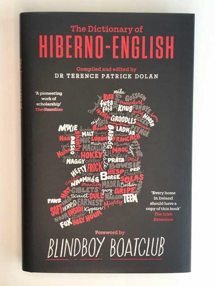 the dictionary of hiberno english