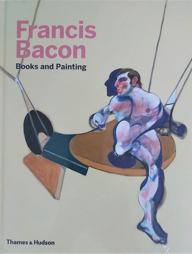 Francis Bacon books and painting