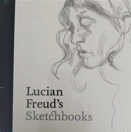 lucian freud sketchbook