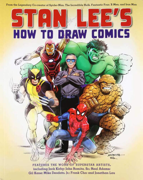 stan-lees-how-to-draw-comics