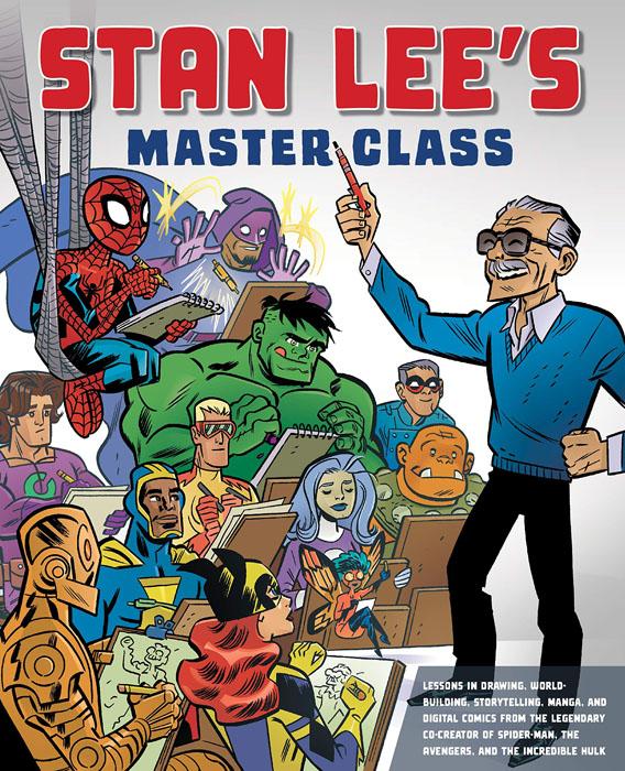 stan-lees-master-class