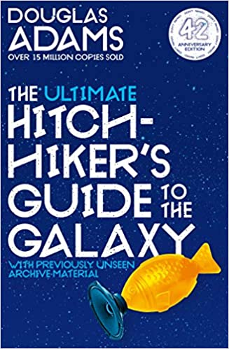 the-ultimate-hitchhiker's-guide-to-the-galaxy-douglas-adams